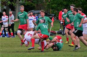 Comment faire tomber un pilier? - Rugby -  - Rugby Club de Montréal - Ottawa Beavers & Banshees Rugby Football Club