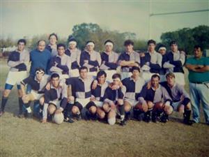 Equipo de los '80 o '90 - Rugby -  - Alvear Rugby Club -