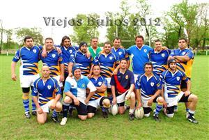 Equipo Viejos Buhos 2012 - Rugby -  - Centro Municipal de Educación Física -
