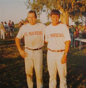 Alberto y Horacio - Polo -  -  -