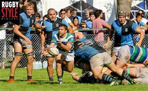 Sport Photo Book by Luis Robredo - Rugby -  - Club San Martín - 2018/May/13