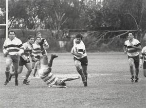 Netu tenia cintura y sin photoshop! - Rugby -  -  -