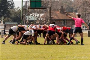 Scrum - Rugby -  - Areco Rugby Club - 2021/Aug/16