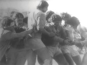 Marco, en el maul - Rugby -  - Hindú Club -