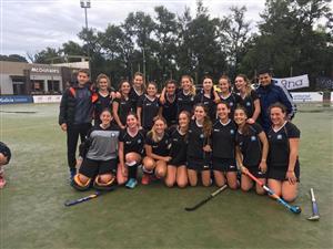 Equipo de 2018 - Field hockey - 6ta (F) - Club Atlético de San Isidro -