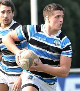 Goyo al ataque - Rugby - M20 (M) - Liceo Naval -