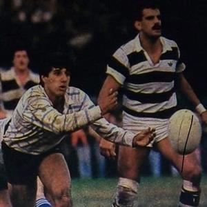 Dos pumas, jugando en contra - Rugby -  - Club Atlético de San Isidro - Club Atlético Banco de la Nación Argentina