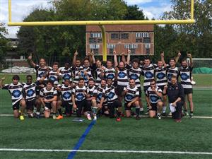 Équipe de 2017 - Rugby -  - Montreal Barbarians -