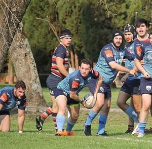Tremenda foto del partido Beromama con Hebraica - Rugby -  - Club Beromama - Sociedad Hebraica Argentina