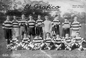 El Grafico: CASI en 1922 - Memorabilia -  - Club Atlético de San Isidro -