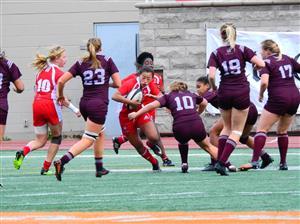 - Rugby -  - Université McGill - Université Ottawa