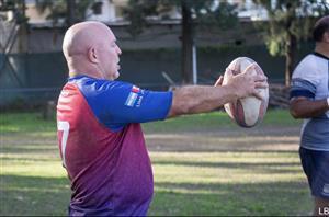 Tarde gloriosa - RugbyV -  - Asociación Deportiva Francesa -