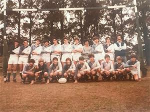 Champa 5B 1983 - Rugby -  - Club Champagnat -
