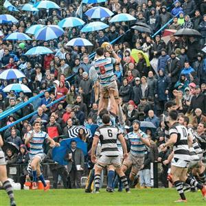 Ganando solo, y con las dos manos - Rugby - Superior (M) - Club Atlético de San Isidro - San Isidro Club