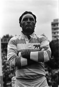 El gran capitan... - Rugby -  - Selección Argentina de Rugby -