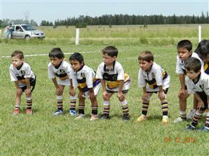 Equipo de 2013  - Rugby - U7 - Club Atlético San Antonio de Padua -