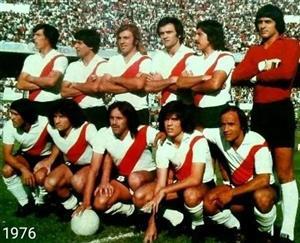 Equipo de 1976 - Soccer -  - Club Atlético River Plate -
