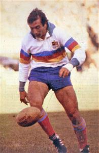 Hugo Porta, en Sudamérica XV - Rugby -  -  -