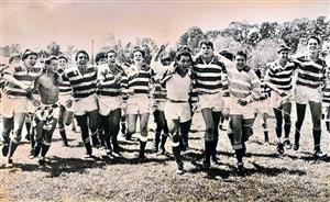 Asociación Alumni (camada 71, año 1986) - Rugby -  - Asociación Alumni -