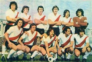 Equipo de 1977 - Soccer -  - Club Atlético River Plate -