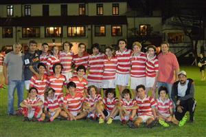 - Rugby -  - Asociación Alumni -