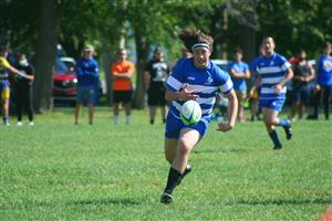 Sport Photo Book by Juan Alchourron - Rugby -  - Cegep Dawson - 2021/Sep/12