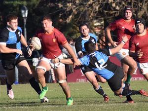 Demasiado rapido para detenerlo - Rugby -  - Newman - Club Universitario de Buenos Aires