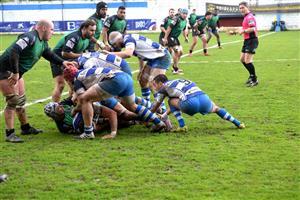 43-3 para Gernika sobre Belenos - Rugby - Superior - Gernika Rugby Taldea - Belenos Rugby Club