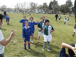 Infantiles, General Belgrano Rugby vs Berisso - Rugby -  - General Belgrano Rugby -