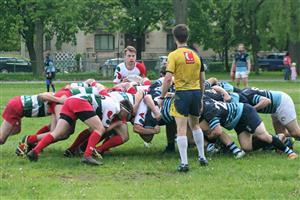 Scrum - Rugby -  - St-Lambert Locks RFC - Rugby Club de Montréal