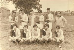 Equipo de seven, 1975 - Rugby -  - San José Rugby Club -