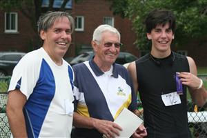 Un papa heureux (1) - Running -  - NDG Roadrunners -