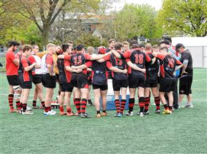 The team is ready - Rugby -  - Beaconsfield Rugby Football Club -