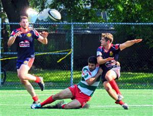- Rugby -  - Rugby Club de Montréal - Barrhaven Scottish RFC