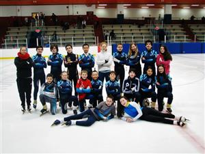 L'équipe 2014-2015 - Speed skating (short track) -  - Club de patinage de vitesse Montréal-Gadbois -