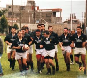 San Cirano a fines de los 90 - Rugby -  - Club San Cirano -