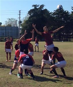 M15 Depo contra Newman - Rugby -  - Asociación Deportiva Francesa - Newman