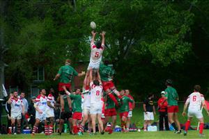 Line - Rugby -  - Rugby Club de Montréal - Ottawa Beavers & Banshees Rugby Football Club