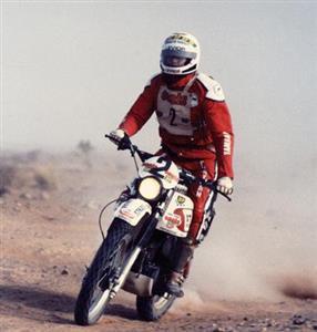 La primer carrera - Motorcycle racing -  -  -
