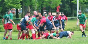 Lorsque le n.9 joue de n.7 !!! - Rugby -  - Rugby Club de Montréal - Ormstown Saracens RFC