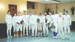 La tradicional Copa Quesada, de espada a un golpe - Fencing -  - Jockey Club (San Isidro) -