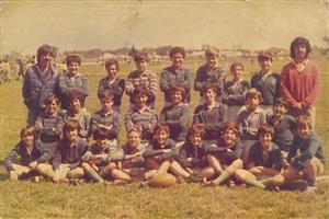 Camada 1970. Año 1983 - Rugby -  - Club San Cirano -