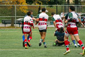 Sport Photo Book by Juan Alchourron - Rugby -  - Parc Olympique Rugby - 2021/Oct/16