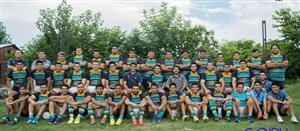 Equipo de 2015 - Campeon de ascenso - Rugby -  - Coipú Rugby Club - 2015/Jun/01