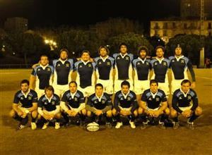 Equipo vs CAU Valencia  - Rugby -  - Centro Naval -