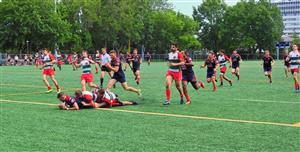 Try, it is - Rugby -  - Rugby Club de Montréal -