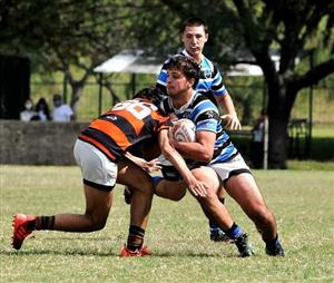 Goyo al topetazo - Rugby - M20 (M) - Liceo Naval - Olivos Rugby Club