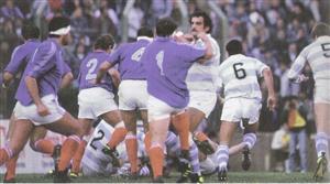 Branca, Eliseo Nicolas - Rugby - Pumas-Francia -  - 1986/Sep/11