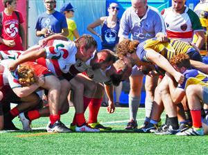 - Rugby -  - Rugby Club de Montréal - Town of Mount Royal RFC
