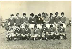Quinta campeona 1983 - Rugby -  - Newman -